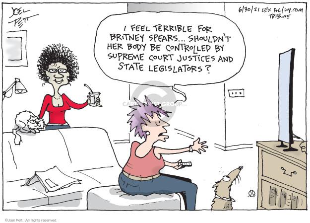 Joel Pett  Joel Pett's Editorial Cartoons 2021-06-30 civil rights