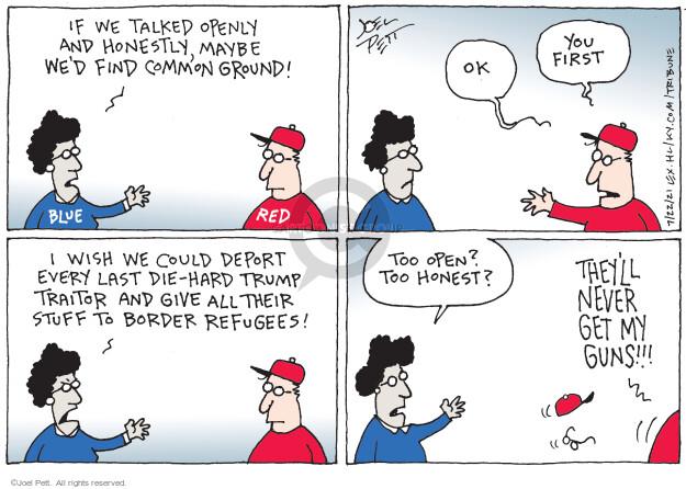 Joel Pett  Joel Pett's Editorial Cartoons 2021-07-22 politics