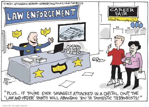 Joel Pett  Joel Pett's Editorial Cartoons 2021-07-30 politics