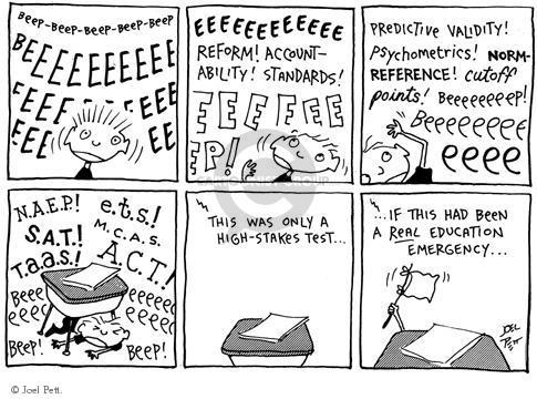 Cartoonist Joel Pett  Joel Pett's Editorial Cartoons 2000-00-00 standard