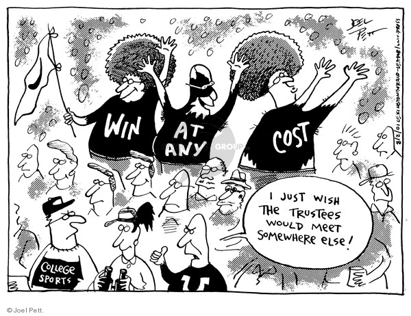Joel Pett  Joel Pett's Editorial Cartoons 2001-08-02 win