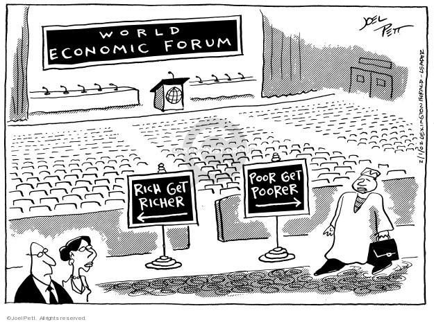 Joel Pett  Joel Pett's Editorial Cartoons 2002-02-01 concentration of wealth