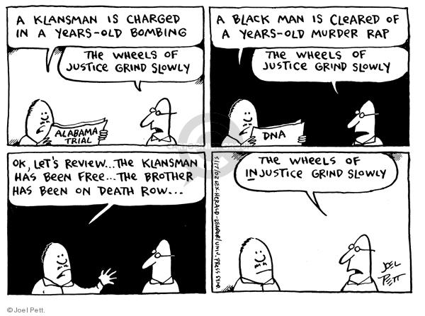 Joel Pett  Joel Pett's Editorial Cartoons 2002-05-17 review