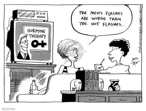 Joel Pett  Joel Pett's Editorial Cartoons 2002-07-30 reporter
