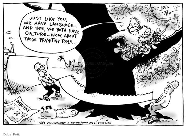 Joel Pett  Joel Pett's Editorial Cartoons 2003-01-08 2003