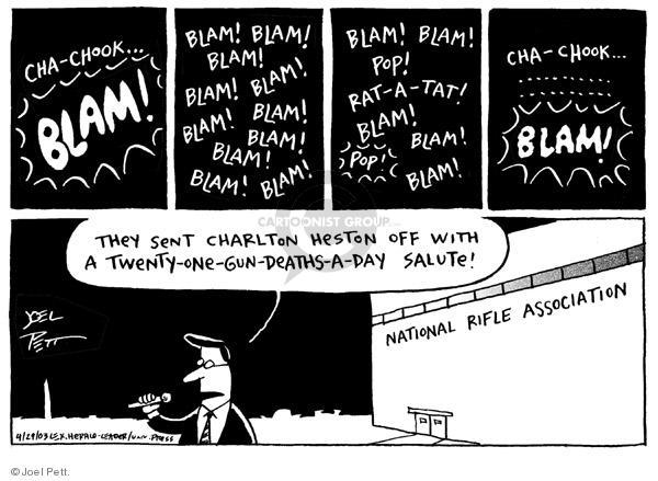 Cartoonist Joel Pett  Joel Pett's Editorial Cartoons 2003-04-29 Constitution