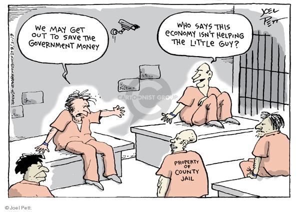 Joel Pett  Joel Pett's Editorial Cartoons 2008-06-15 budget