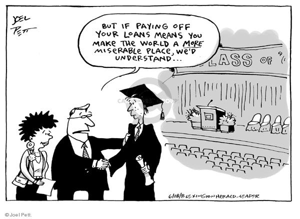 Joel Pett  Joel Pett's Editorial Cartoons 2008-06-18 parent