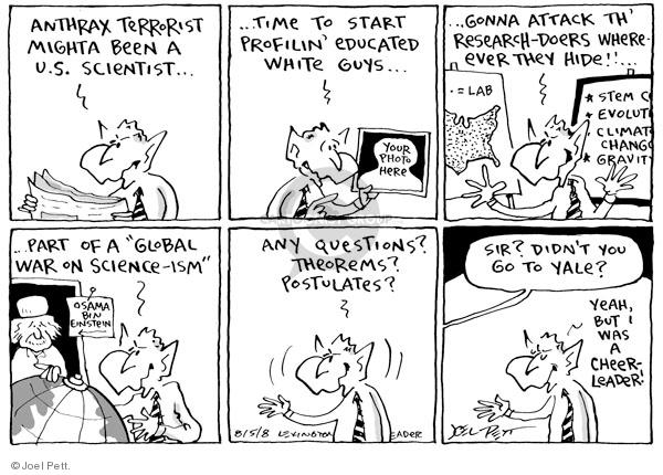 Joel Pett  Joel Pett's Editorial Cartoons 2008-08-05 environment