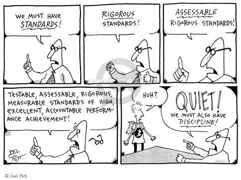 Joel Pett  Joel Pett's Editorial Cartoons 2000-00-00 attainment