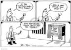 Cartoonist Joel Pett  Joel Pett's Editorial Cartoons 2008-10-27 2008 election
