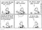 Cartoonist Joel Pett  Joel Pett's Editorial Cartoons 2008-10-29 2008 election