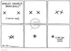 Cartoonist Joel Pett  Joel Pett's Editorial Cartoons 2008-11-04 2008 election