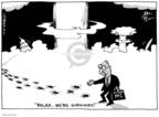 Cartoonist Joel Pett  Joel Pett's Editorial Cartoons 2008-11-07 2008 election