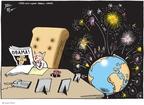 Cartoonist Joel Pett  Joel Pett's Editorial Cartoons 2008-11-09 2008 election