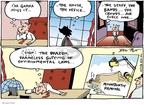 Cartoonist Joel Pett  Joel Pett's Editorial Cartoons 2008-12-07 2008 election