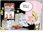 Joel Pett  Joel Pett's Editorial Cartoons 2001-04-15 1040