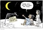 Joel Pett  Joel Pett's Editorial Cartoons 2009-11-16 supply demand