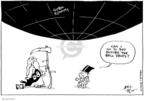 Cartoonist Joel Pett  Joel Pett's Editorial Cartoons 2008-12-29 2008