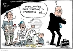 Cartoonist Joel Pett  Joel Pett's Editorial Cartoons 2010-03-04 Jim