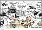 Cartoonist Joel Pett  Joel Pett's Editorial Cartoons 2010-03-30 Sarah Palin