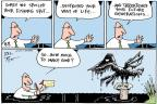 Cartoonist Joel Pett  Joel Pett's Editorial Cartoons 2010-06-07 loss