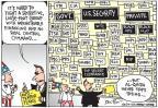 Cartoonist Joel Pett  Joel Pett's Editorial Cartoons 2010-07-21 $$$
