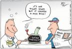 Joel Pett  Joel Pett's Editorial Cartoons 2010-08-12 2010 election