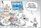 Joel Pett  Joel Pett's Editorial Cartoons 2010-08-18 2010 election