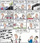 Cartoonist Joel Pett  Joel Pett's Editorial Cartoons 2010-10-17 agriculture tax