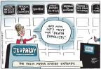 Cartoonist Joel Pett  Joel Pett's Editorial Cartoons 2010-11-28 Sarah Palin