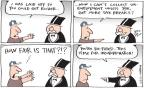Cartoonist Joel Pett  Joel Pett's Editorial Cartoons 2010-12-06 loss