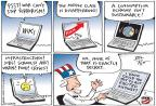 Cartoonist Joel Pett  Joel Pett's Editorial Cartoons 2010-12-15 food consumption
