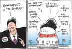 Cartoonist Joel Pett  Joel Pett's Editorial Cartoons 2011-01-23 health care repeal