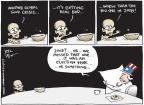 Cartoonist Joel Pett  Joel Pett's Editorial Cartoons 2011-02-17 2008