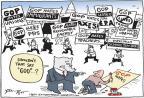 Cartoonist Joel Pett  Joel Pett's Editorial Cartoons 2011-03-08 science