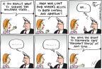 Cartoonist Joel Pett  Joel Pett's Editorial Cartoons 2011-04-06 really