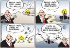 Cartoonist Joel Pett  Joel Pett's Editorial Cartoons 2011-04-21 100