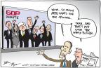 Cartoonist Joel Pett  Joel Pett's Editorial Cartoons 2011-06-15 Sarah Palin