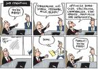 Cartoonist Joel Pett  Joel Pett's Editorial Cartoons 2011-09-07 culture