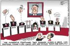Cartoonist Joel Pett  Joel Pett's Editorial Cartoons 2011-09-08 2012 primary