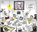 Cartoonist Joel Pett  Joel Pett's Editorial Cartoons 2011-09-11 9-11-01