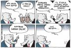 Cartoonist Joel Pett  Joel Pett's Editorial Cartoons 2011-09-29 Sarah Palin