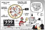 Cartoonist Joel Pett  Joel Pett's Editorial Cartoons 2011-10-14 tax reform