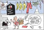 Cartoonist Joel Pett  Joel Pett's Editorial Cartoons 2011-10-16 health care repeal