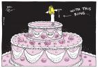 Cartoonist Joel Pett  Joel Pett's Editorial Cartoons 2012-01-05 hand