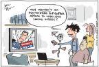 Cartoonist Joel Pett  Joel Pett's Editorial Cartoons 2012-01-11 2012 primary
