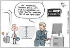 Cartoonist Joel Pett  Joel Pett's Editorial Cartoons 2012-01-25 2012 primary