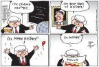 Cartoonist Joel Pett  Joel Pett's Editorial Cartoons 2012-02-02 2012 primary