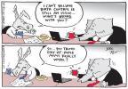 Cartoonist Joel Pett  Joel Pett's Editorial Cartoons 2012-04-17 really